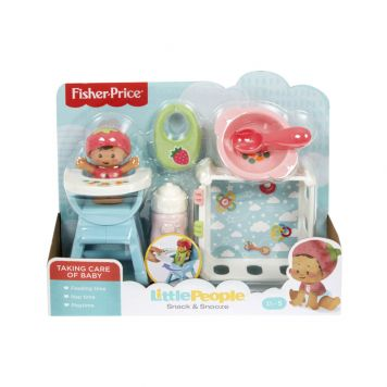 Fisher Price Little People Babies Deluxe Gear Assorti