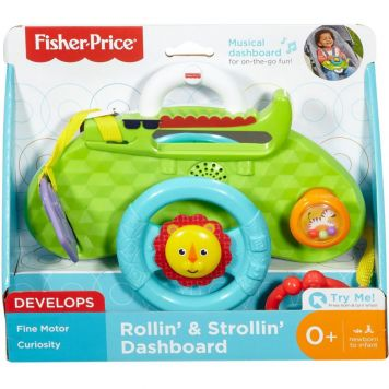 Fisher-Price Rijden en Wandelen Dashboard