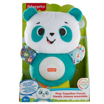 Fisher Price Linkimals Samenspelen Panda Nl