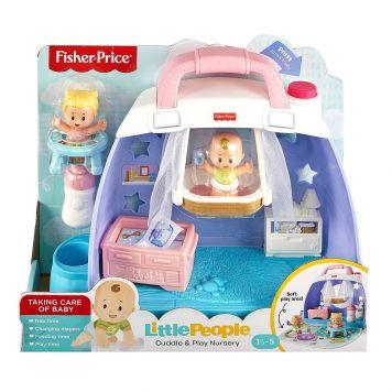Fisher Price Little People Babies Deluxe Gear Kinderkamer Assorti