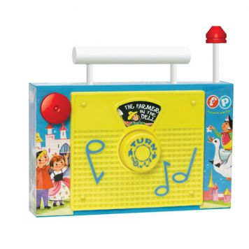 Fisher-Price Classic Toys Tv / Radio (NL)