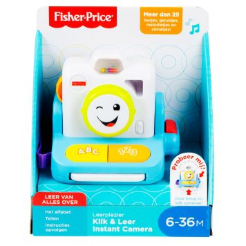 Fisher Price Leerplezier Camera Nl