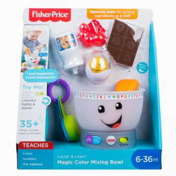 Fisher Price Leerplezier Mixer Nl