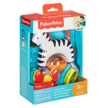 Fisher Price Activiteiten Zebra
