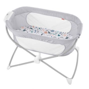 Fisher Price Soothing View Bassinet