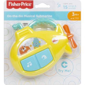 Fisher Price Muziek Onderzeeer