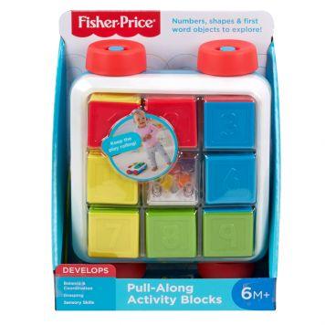 Fisher Price Activiteiten Blokken