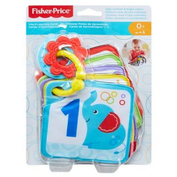 Fisher Price 1 Tot 5 Leerkaarten
