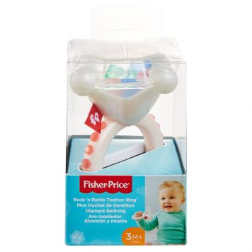 Fisher Price Rock En Rammel Bijtring