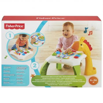 Fisher Price Animal Friends Table
