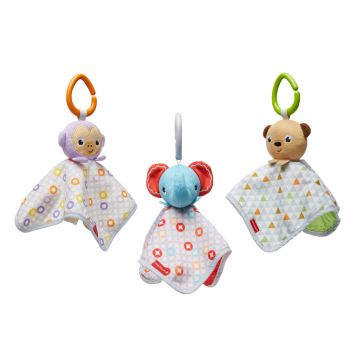Fisher Price Peek A Boo 3 Assorti