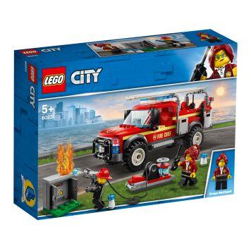 LEGO City 60231 Reddingswagen Brandweer