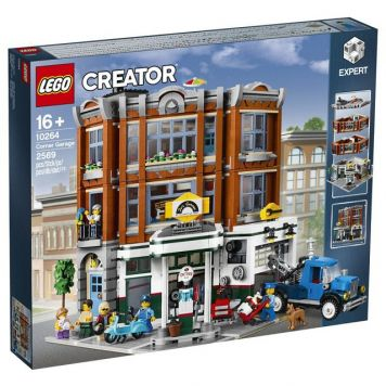 LEGO Creator Expert 10264 Garage Om De Hoek