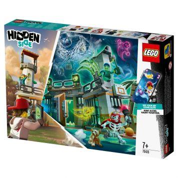 LEGO Hidden 70435 Newbury Verlaten Gevangenis