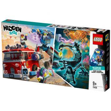 LEGO Hidden 70436 Spookbrandweerauto 3000