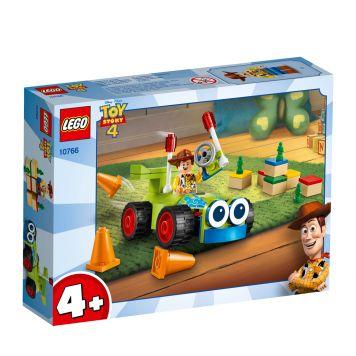 LEGO 4+ 10766 Woody & RC