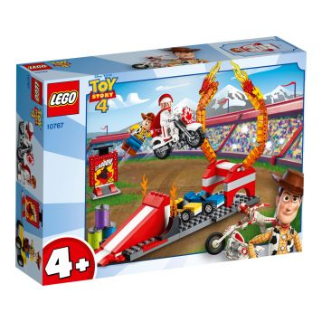 LEGO 4+ 10767 Graaf Kaboems stuntshow