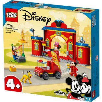 LEGO 10776 4+ Mickey & Friends Fire Station En Truck