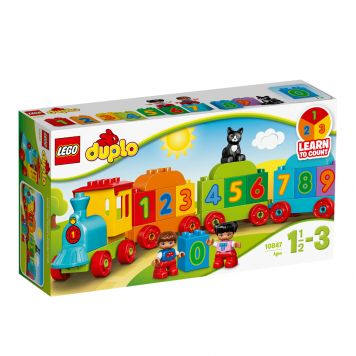 LEGO DUPLO My First 10847 Getallentrein