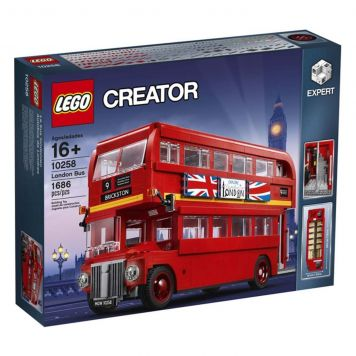 LEGO Special 10258 CR London Bus