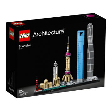 LG 21039 Shanghai Architecture