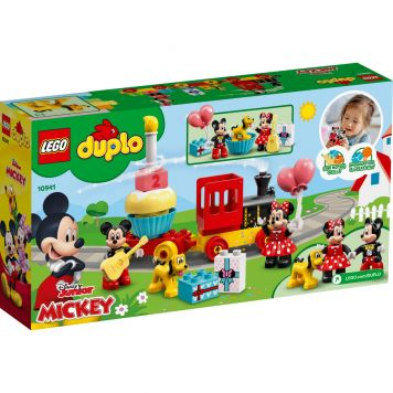 LEGO DUPLO 10941 Mickey en Minnie Birthday Train