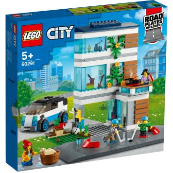 LEGO City 60291 Modern Family House