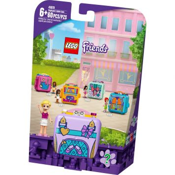 LEGO Friends 41670 Stephanie's Ballet Cube
