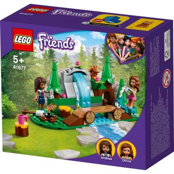 LEGO Friends 41677 Forest Waterfall