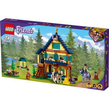 LEGO Friends 41683 Forest Horseback Riding Center
