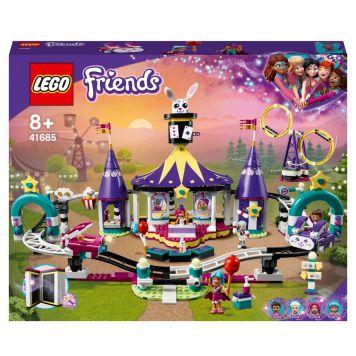 LEGO Friends 41685 Magical Funfair Rollercoaster