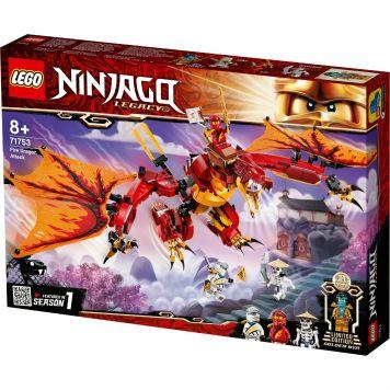 LEGO Ninjago 71753 Kai's Fire Dragon