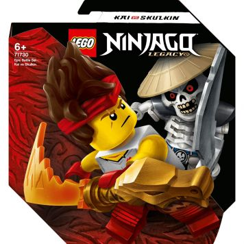 LEGO Ninjago 71730 Epic Battle Set - Kai Vs.  Skulkin