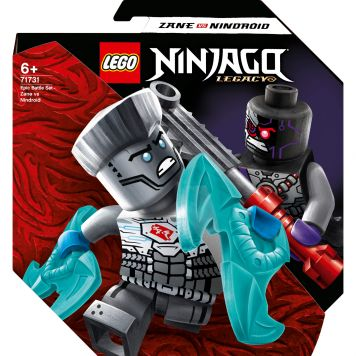 LEGO Ninjago 71731 Epic Battle Set - Zane Vs.  Nindroid