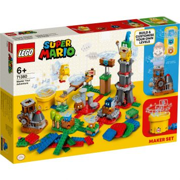 LEGO Super Mario 71380 Makersset: Beheers Je