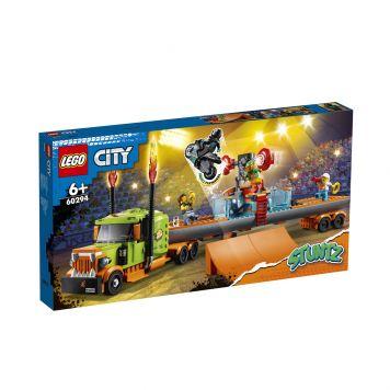LEGO City Stunt 60294 Stuntshowtruck