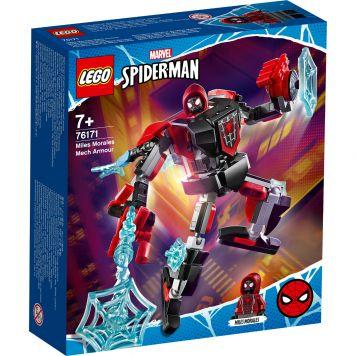 LEGO Marvel Spider-Man 76171 Miles Morales Mechapantser