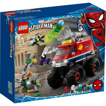LEGO Marvel Spider-Man 76174 Spider-Man's Monster