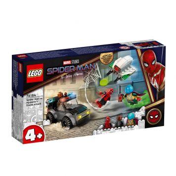 LEGO Super Heroes 76184 Marvel Spider-Man Vs. Mysterio Droneaanval