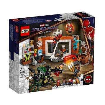 LEGO Super Heroes 76185 Marvel Spider-Man Bij De Sanctum Uitvalsbasis