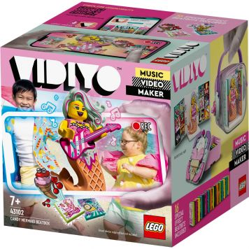 LEGO Vidiyo 43102 Candy Mermaid BeatBox