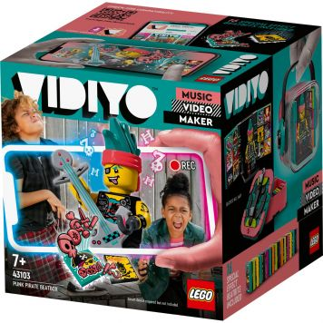 LEGO Vidiyo 43103 Punk Pirate BeatBox