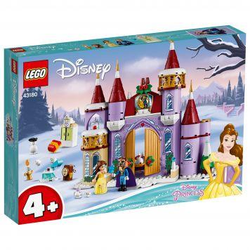 LEGO Disney 43180 Belle's Kasteel Winterfeest