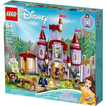 LEGO Disney 43196 Belle And The Beast