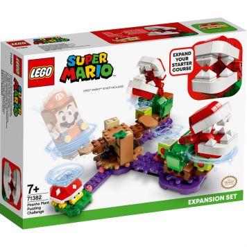 LEGO Super Mario 71382 Uitbreidingsset: Piranha Piranha Plant-Puzzeluitdaging