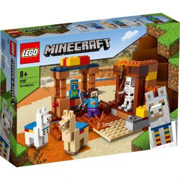 LEGO Minecraft 21167 De handelspost
