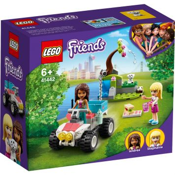 LEGO Friends 41442 Dierenkliniek Reddingsbuggy