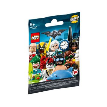 LEGO 71020 Mini Figuren