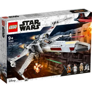 LEGO Star Wars 75301 Luke Skywalker's X-Wing Fight