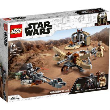 LEGO Star Wars 75299 Problemen Op Tatooine